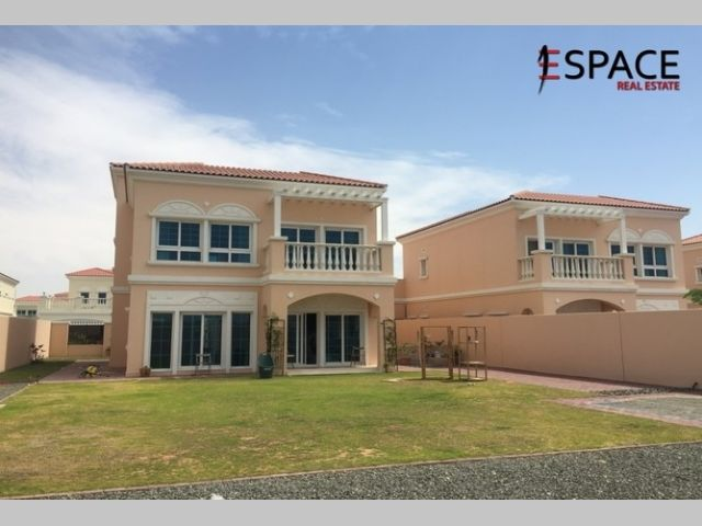 Villa for rent in Jumeirah Village Circle
