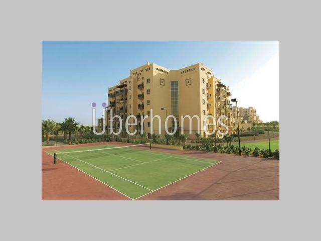 1 BHK CLOSE KITCHEN WITH BALCONY IN AL RAMTH