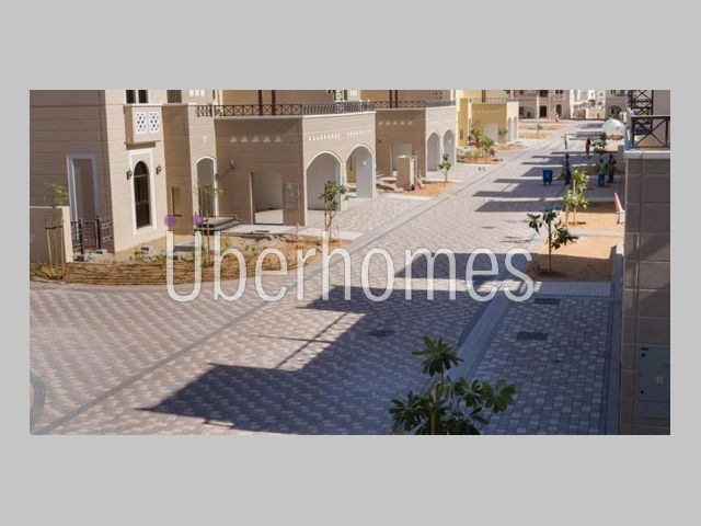A Brand New Type A Corner Townhouse 4BR